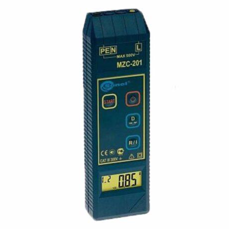 Поверка измерителя параметров цепей MZC-201