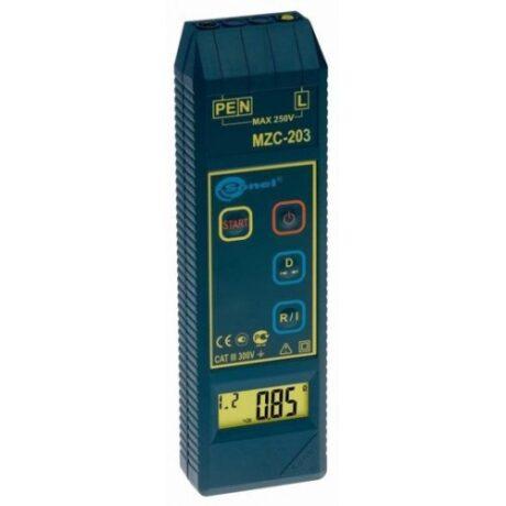 Поверка измерителя параметров цепей MZC-203