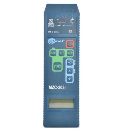 Поверка измерителя параметров цепей MZC-303E
