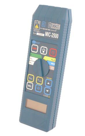 Поверка измерителя параметров электроизоляции MIC-2500
