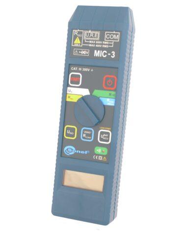 Поверка измерителя параметров электроизоляции MIC-3