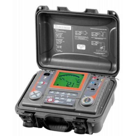 Поверка измерителя параметров электроизоляции MIC-5005