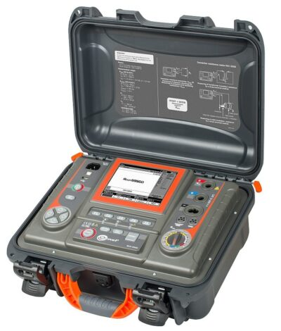 Поверка измерителя параметров электроизоляции MIC-5050