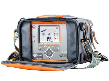 Поверка измерителя параметров электроизоляции TM-2501