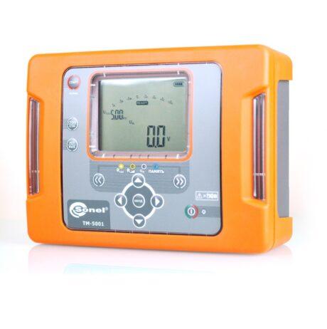 Поверка измерителя параметров электроизоляции TM-5001