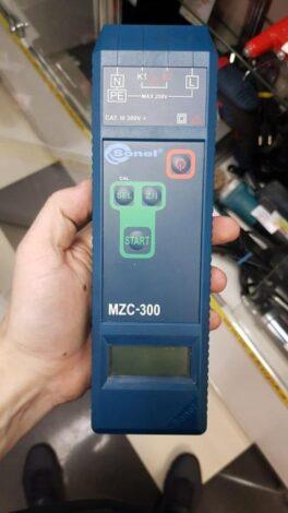 MZC-303 поверка